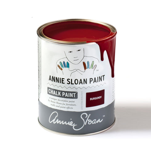 Annie Sloan Chalk Paint - Burgandy