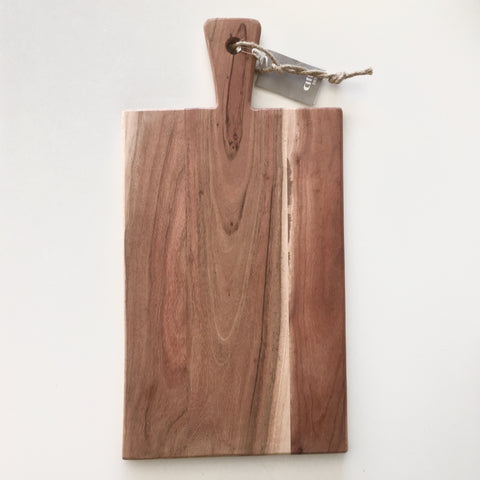 Acacia Rectangular chopping board 48cm