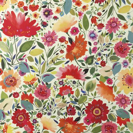 Clarke & Clarke wallpaper - Ariadne's Dream - Multi (wide rolls)