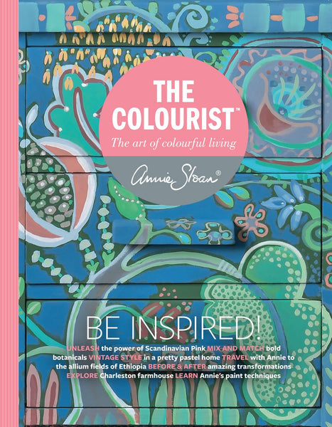 Annie Sloan The Colourist Issue 1