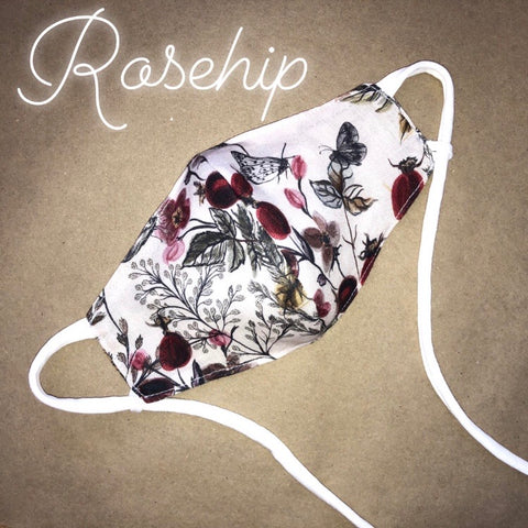 Rosehip Reversible 3 layer