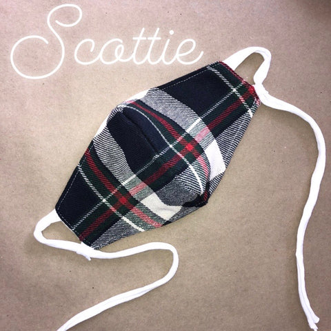 Scottie Reversible 3 layer