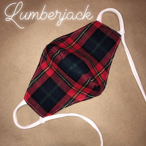 Lumberjack Reversible 3 layer