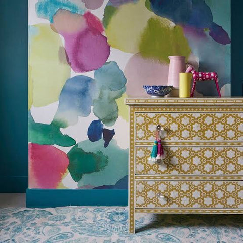 Bluebellgray Big Rothesay Wallpaper Mural