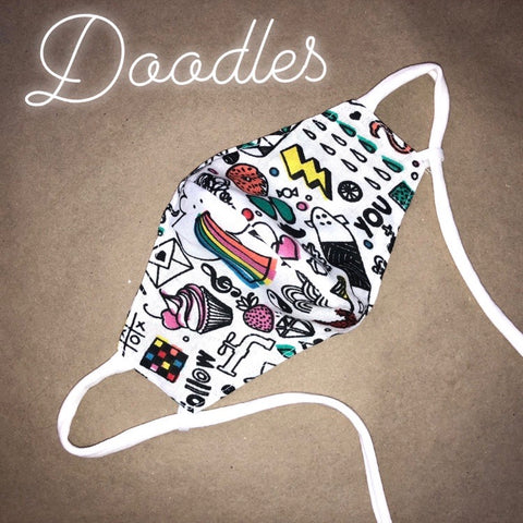 Doodles Reversible 3 layer