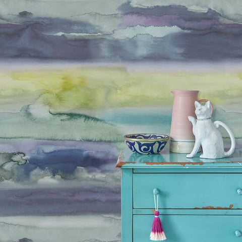 Bluebellgray Morar Wallpaper 2 Roll Set Mural