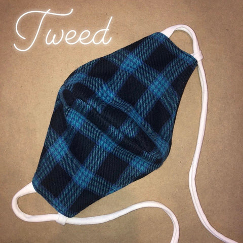 Tweed Reversible 3 layer