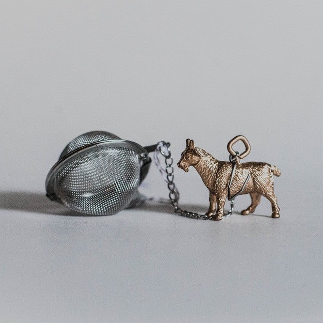 Tea Infuser Ball with Goat