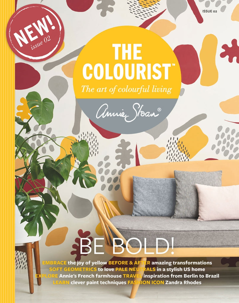 Annie Sloan The Colourist Issue 2