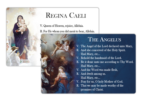 The Angelus + The Regina Caeli Bundle