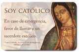Catholic ID Card (Spanish)