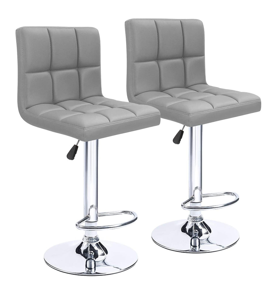 Barstool 628 Gray (Set of 2)