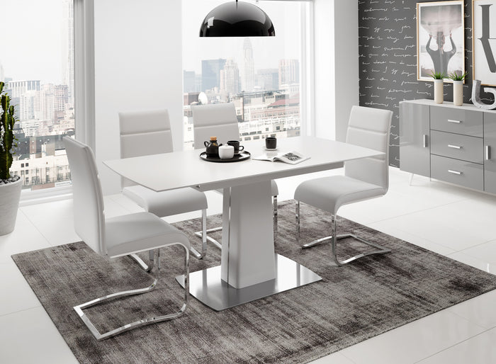 "Orbit 47"" Extendable Dining Table"