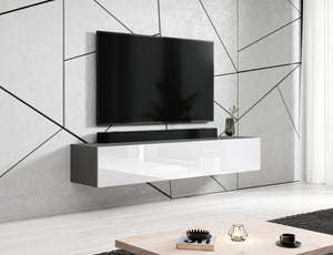 "GOI Wall Mounted Floating TV Stand 55""-71""-110"""