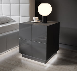 Cube Nightstand (Set of 2)