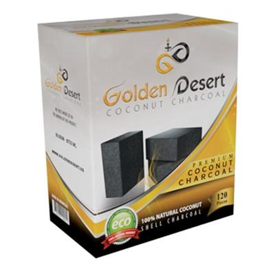 Golden Desert Hookah Charcoal