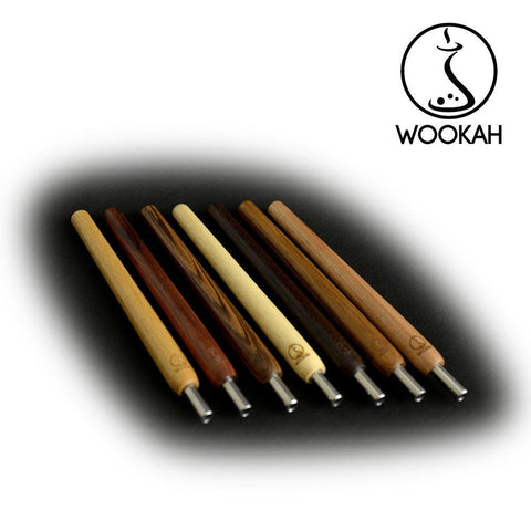 Wookah wooden mouthpiece