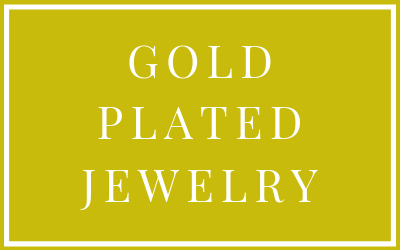 browse our collection of gold plated jewelry. 24k gold plating, rose gold plating and more!