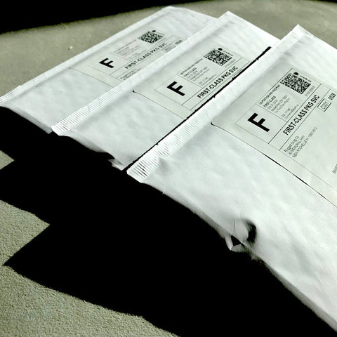 Our Packaging - Bubble Mailer Envelopes With Tracking Information