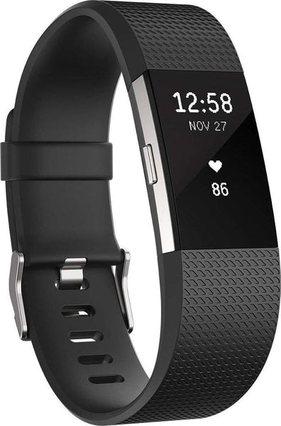 FITBIT CHARGE 2 HEART RATE + FITNESS WRISTBAND INTERNATIONAL VERSION