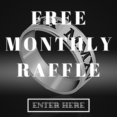 Enter Our Monthly Jewelry Raffle Giveaway