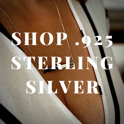 Shop Our Collection Of Genuine .925 Sterling Silver Necklaces, Bracelets, Rings, Earrings & More
