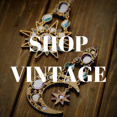 Shop Our Collection Of Vintage Styled Earrings, Rings, Necklaces & More