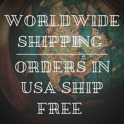 We Offer Free Shipping In USA On All Of Our Jewelry