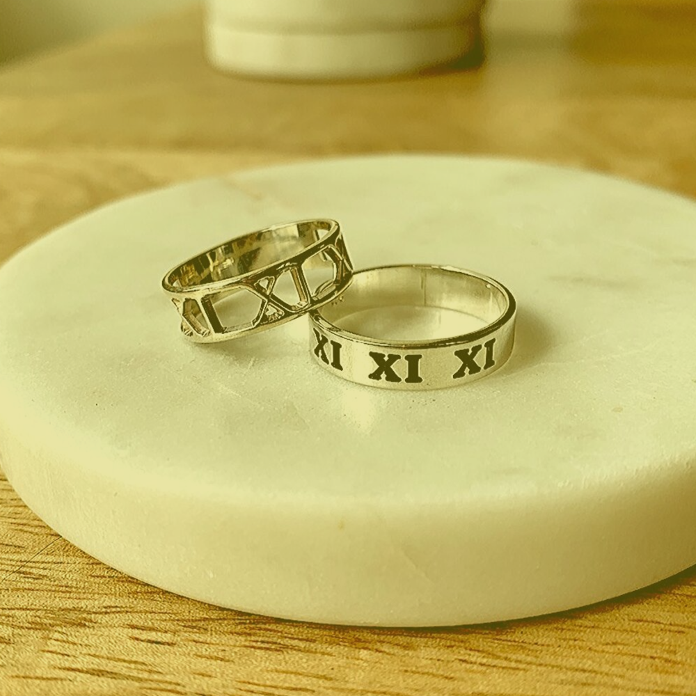 personalized jewelry for couples - anniversary and romantic gifts