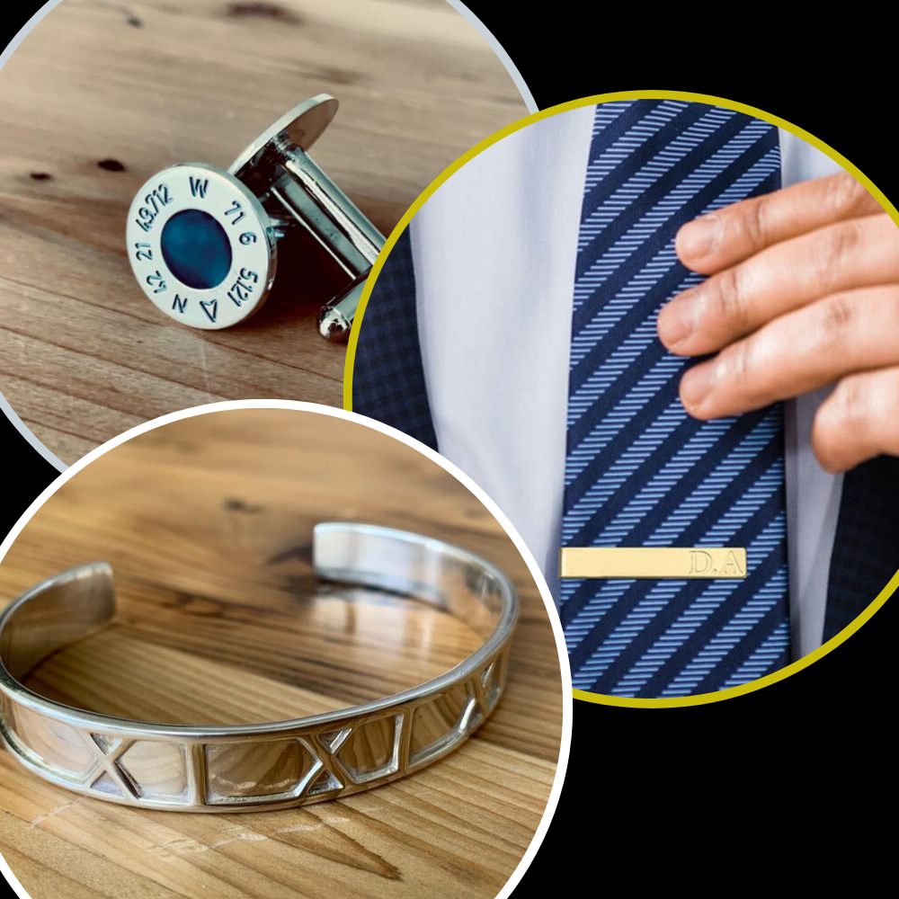 personalized groomsmen gifts and accessories