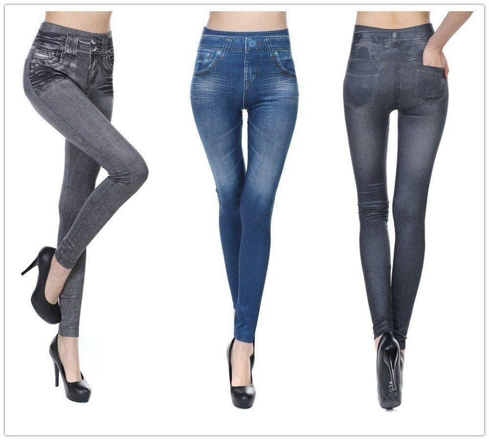 Shaping Jeans Leggings