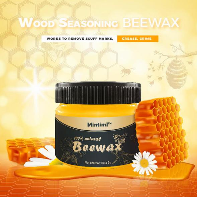 Beeswax Polish (Limited Time Promo - 50% OFF)