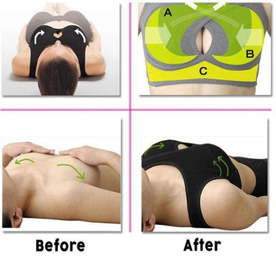 Anti-sagging Sports Bra ★