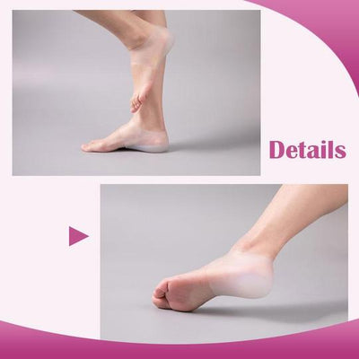 Invisible Height Increased Insoles ★