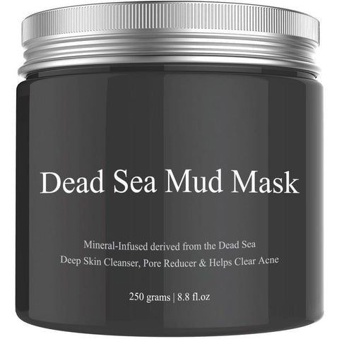 Dead Sea Mud Mask - Ultimate Facial Treatment