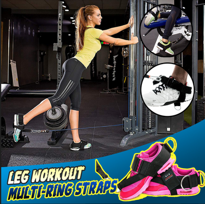 Complete Leg Workout Universal Multi-Ring Straps