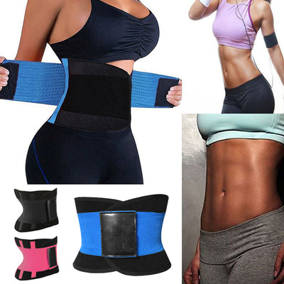 Premium Adjustable Slimming Belt