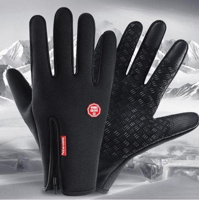 Ultimate Waterproof and Windproof Thermal Gloves ★