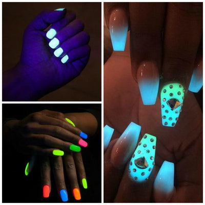 Glow In the Dark Nail Dip Powder