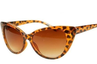 Retro Cat Eye Glasses