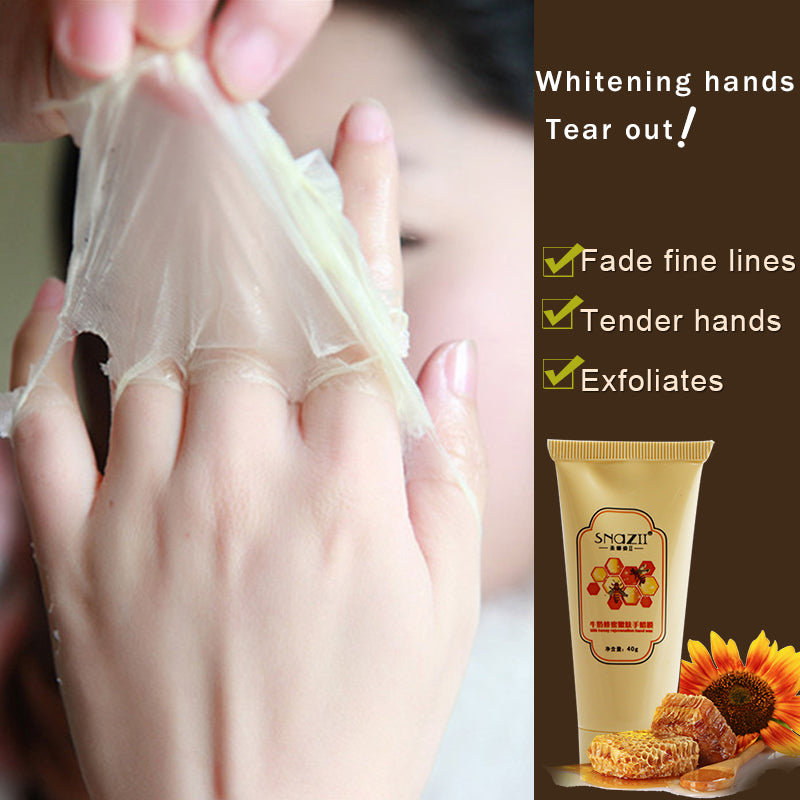 Baby Hands - Milk & Honey Peel W/Whitening