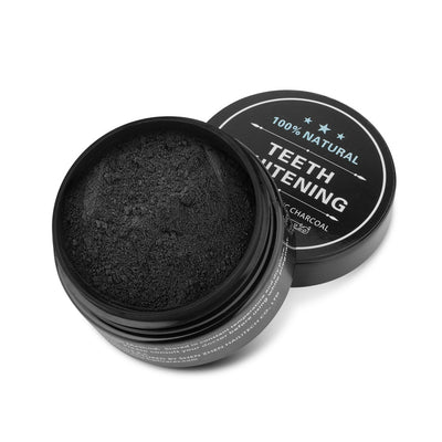 Nature Activated Charcoal Teeth Whitening Powder