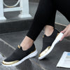 Breathable Summer Womens Slip On Shoes