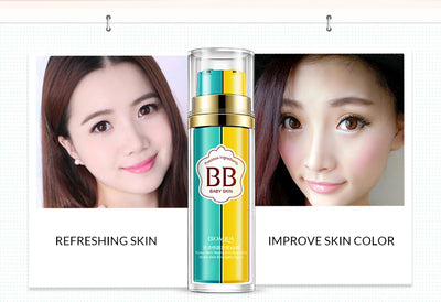 2-In-1 Flawless Make Up Base + BB Cream