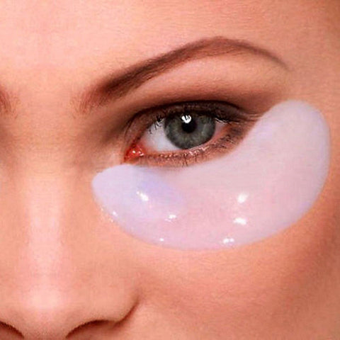 5pcs Crystal Collagen Anti Aging/Anti Wrinkle Eye Mask Patches