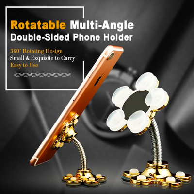 Rotatable Multi-Angle Double-Sided Phone Holder ★★