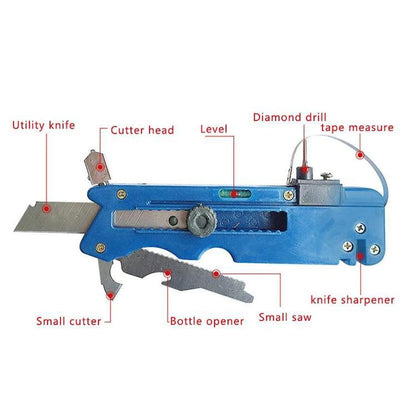 Multifunction Glass & Tile Cutter ★★
