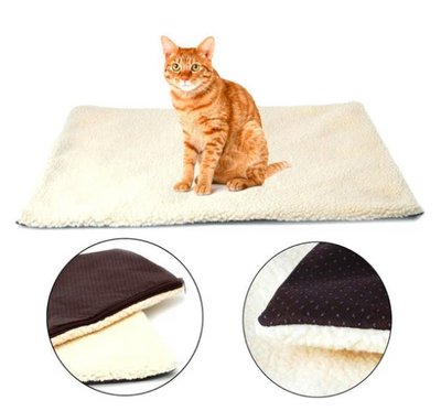 ComfyPets - Cat Heating Bed ★