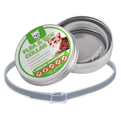 Pro Guard Flea and Tick Collar for Cats ★