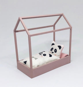 1:12 Modern Kid Bed DIY Kit